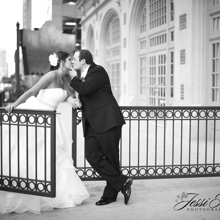 Houston Weddings at The Crystal Ballroom