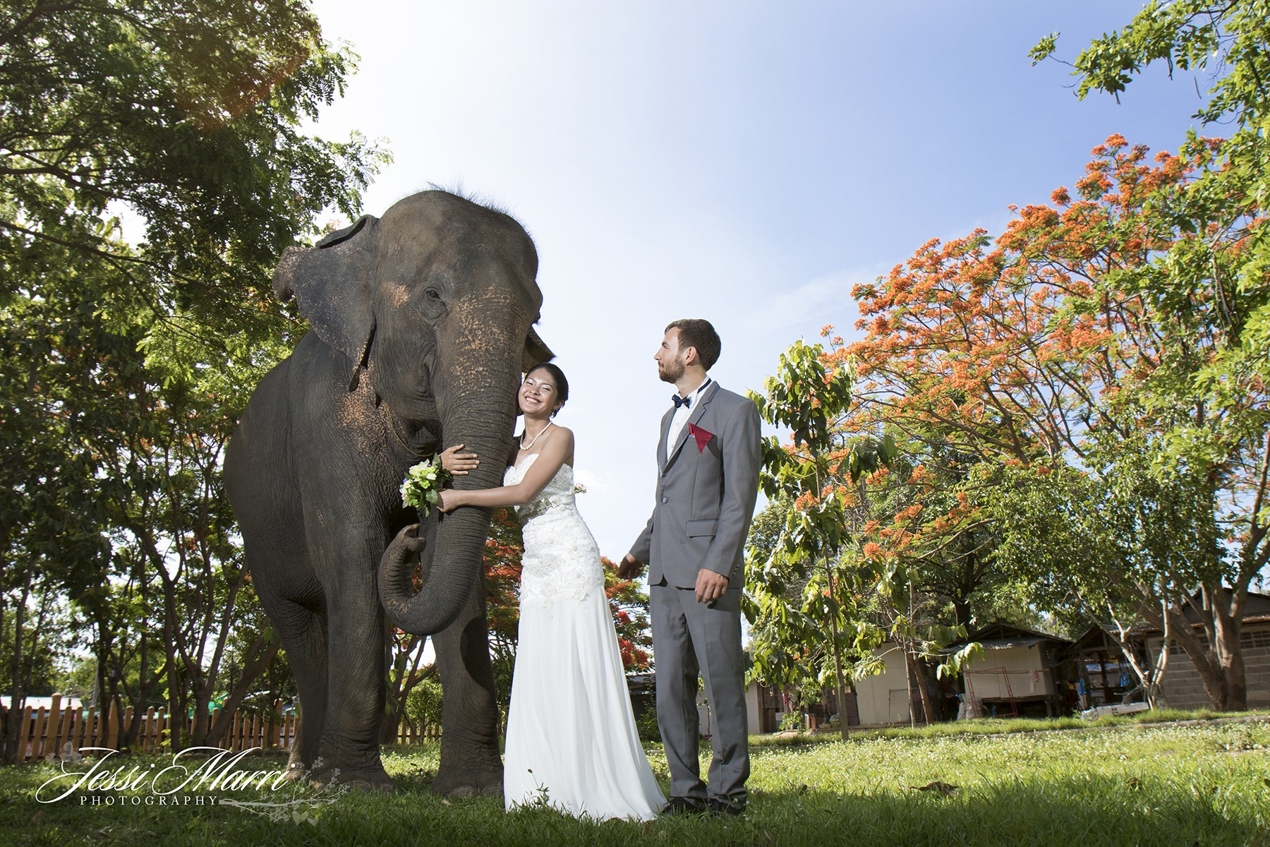 Thailand Destination Wedding Photography