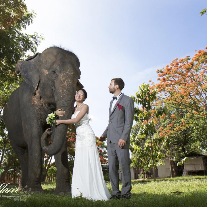 Thailand Destination Wedding Photography