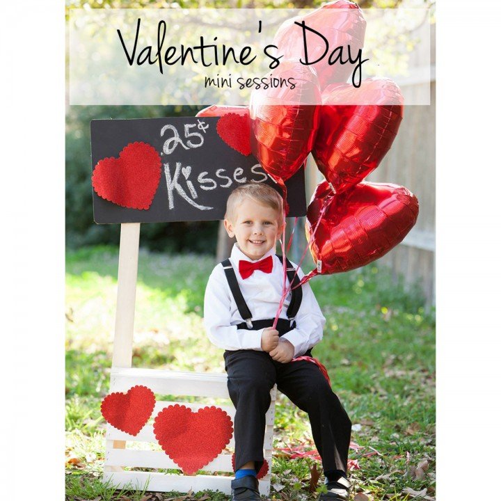 Valentine's Day Photography Special