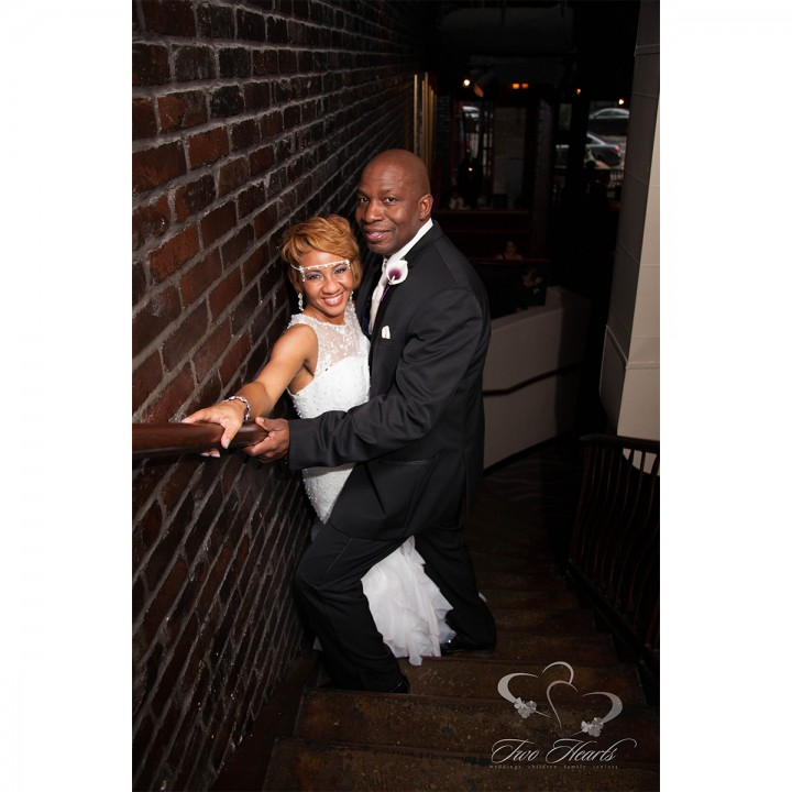 Kelvin & Tonya - Houston Wedding Photography