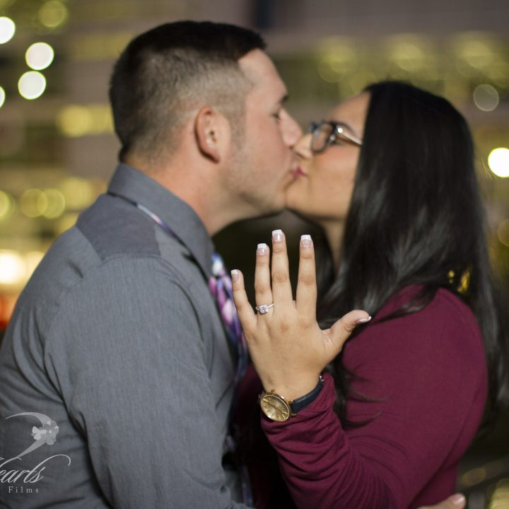 Proposal Photography in Houston