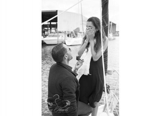 Alex & Liz - Best Houston Proposal Photography