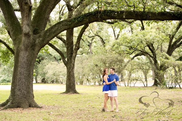 Engagement Photos Houston - Two Hearts Studios