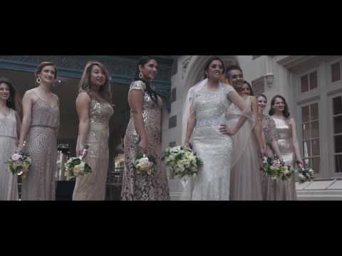 Why Houston Wedding Videographers Love The Crystal Ballroom