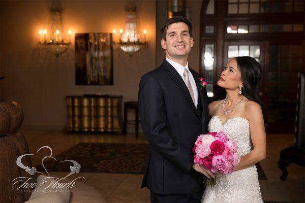 Houston Wedding Photography - Two Hearts Studios