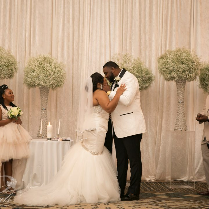 From The Perspective Of A Crystal Ballroom Wedding Photographer