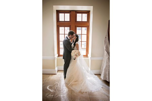 Crystal Ballroom Weddings - Two Hearts Studios