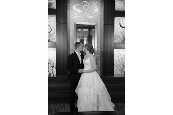 Mariott Marquis Wedding - Two Hearts Studios