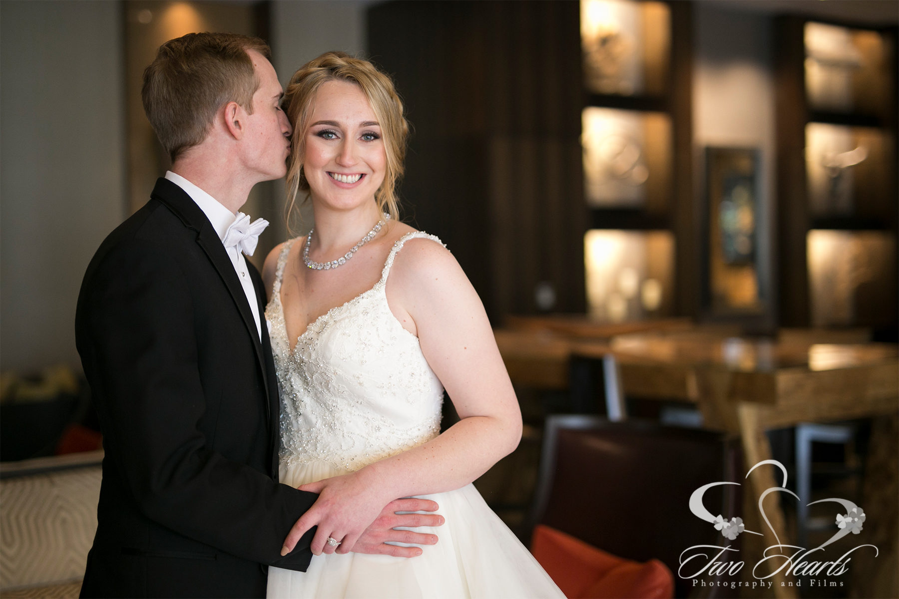 A Timeless Mariott Marquis Wedding In Houston