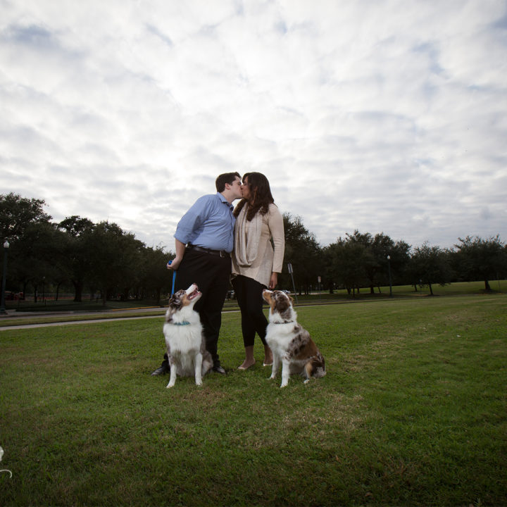 Working With The Best Engagement Photographers Houston
