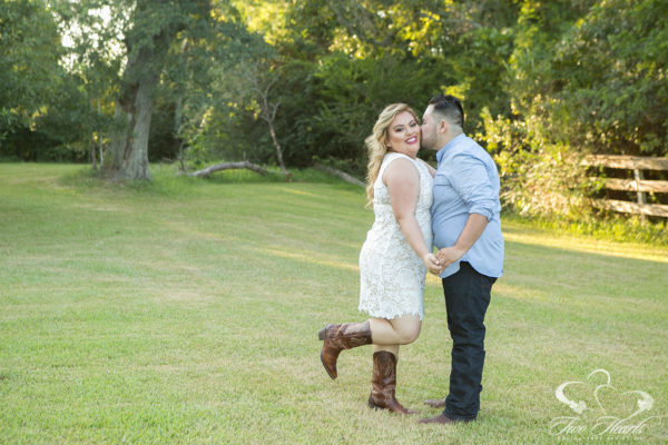 Engagement Photography Houston - Two Hearts Studios