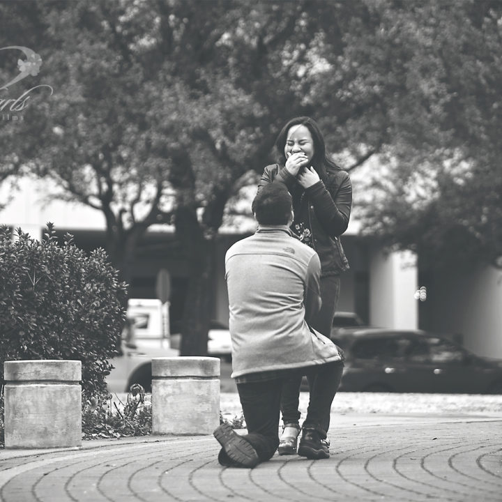 The Ultimate Surprise With Your Hermann Park Proposal Photographers